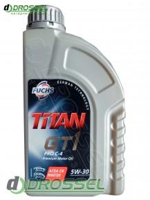 Titan GT1 PRO C-4 5W-30 1l