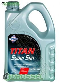 Titan Supersyn 0W-30 4l