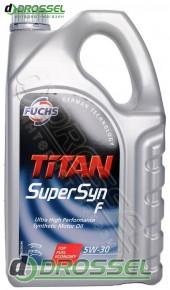 Titan Supersyn F 5W-30 5l