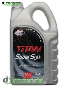 Titan Supersyn 5W-40 5l