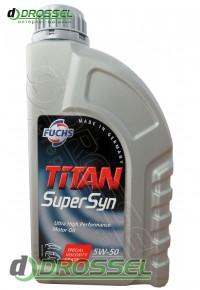 Titan GT1 Supersyn 5W-50 1l