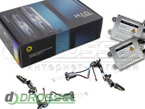 Ксенон Infolight Expert H3 35W (3000K, 4300K, 5000K, 6000K, 8000