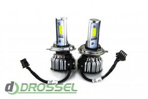 Светодиодная (LED) лампа Sho-Me G2.1 H4 40W_3