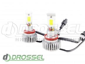 Светодиодная (LED) лампа Infolight G2.1 H11 25W