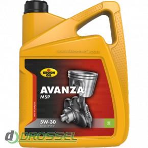 Kroon Oil Avanza MSP 5w-30 5l