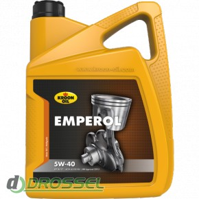 Kroon Oil Emperol 5w-40 5l