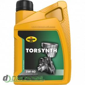 Kroon Oil Torsynth 5w-40 1l