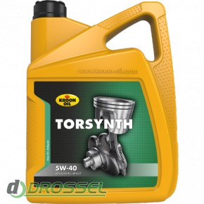 Kroon Oil Torsynth 5w-40 5l