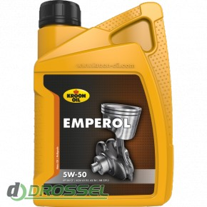 Kroon Oil Emperol 5w-50 1l