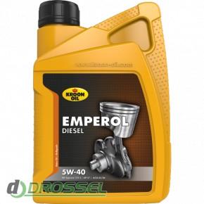Kroon Oil Emperol Diesel 5w-40 5l