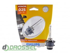 Philips D2S Vision 85122 VI S1