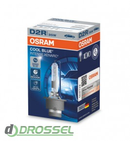 Osram D2R Xenarc Cool Blue Intense 66250