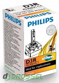 Ксеноновая лампа Philips D3R 42306 C1