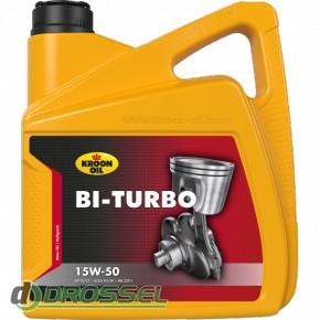 Kroon Oil Bi-Turbo 15w-50 4l