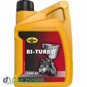 Kroon Oil Bi-Turbo 15w-50 1l