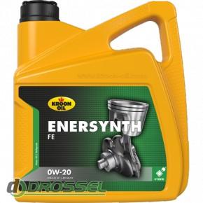 Kroon Oil Enersynth FE 0w-20 4l