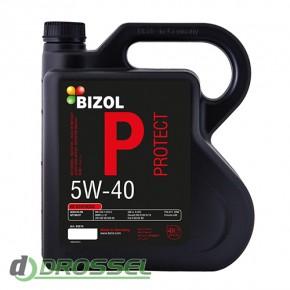 Моторное масло Bizol Protect 5W-40_3