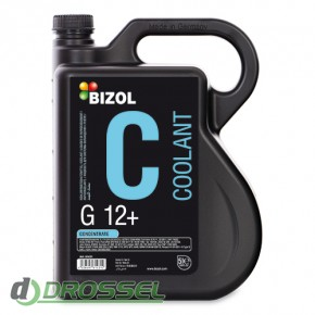 Антифриз Bizol Coolant Concentrate G12+ (концентрат фиолетового
