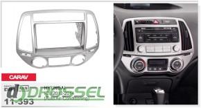 Переходная рамка Carav 11-393 Hyundai i-20 2012-2014 (Auto Air-C