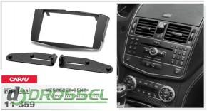 Переходная рамка Carav 11-359 Mercedes-Benz C-klasse (W204) 2007