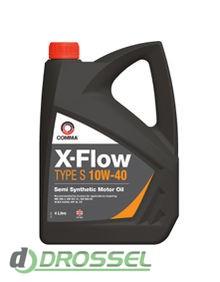 Comma X-Flow Type S 10w40 4л