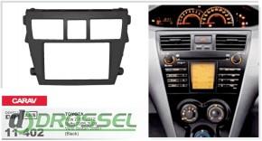 Переходная рамка Carav 11-402 Toyota Vios 2007-2012, Belta 2005-