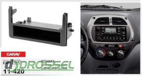 Переходная рамка Carav 11-420 Toyota Universal side brackets wit