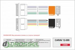 Переходник / адаптер ISO Carav 12-009 для Ford 1985-2005_2
