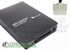 MP3-адаптер Falcon mp3-CD01 MAZ1 для Mazda, Ford