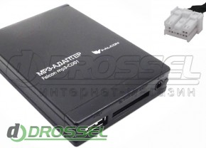 MP3-адаптер Falcon mp3-CD01 NIS для Nissan, Infiniti
