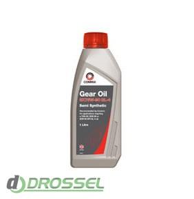 Трансмиссионное масло Comma SX75w90 GEAR OIL GL4_3