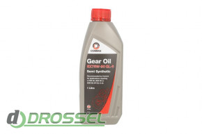 масло Comma SX75w90 GEAR OIL GL5_2