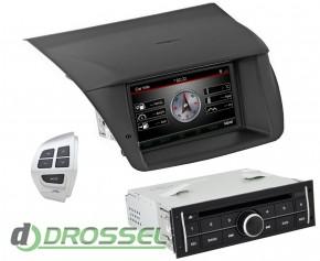 Штатная магнитола Road Rover для Mitsubishi L200, Pajero Sport n