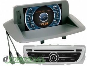 Штатная магнитола Road Rover для Renault Fluence, Megane 3