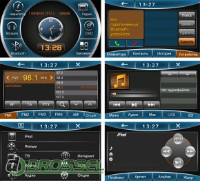Штатная магнитола Road Rover для Renault Fluence, Megane 3_3