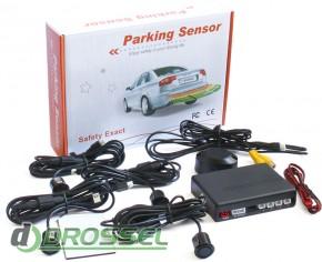 Видеопарктроник Incar Park Robot V4_2