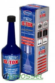 Comma Petrol D-TOX (400ml)_1