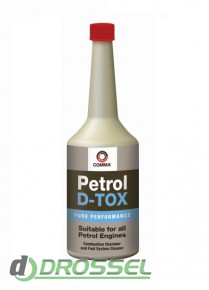 Comma Petrol D-TOX (400ml)