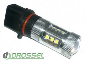 Светодиодная (LED) лампа Falcon PSX26-15W (ПТФ, ДХО)