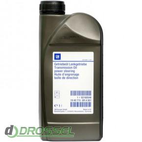 Оригинальное трансмиссионное масло для ГУР GM / Opel 1940715
