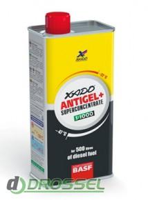 Комплексная присадка в дизельное топливо Xado (Хадо) Antigel+ (с
