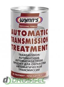 Комплексная присадка для АКПП и ГУР Wynn`s Automatic Transmissio