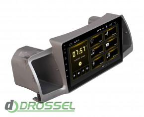 Штатная магнитола Incar DTA-1450 DSP-3