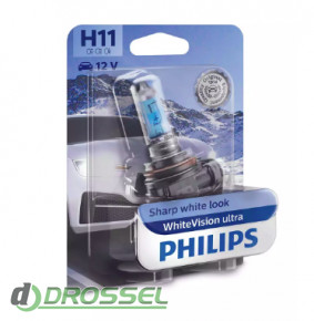Philips WhiteVision ultra 12362WVUB1 (H11)