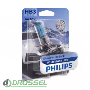Philips WhiteVision ultra 9005WVUB1 (HB3)
