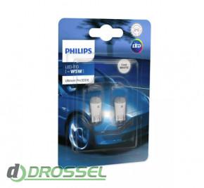 Philips Ultinon Pro3000 SI LED (T10 / W5W) 11961U30CWB2