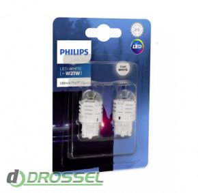Philips Ultinon Pro3000 SI LED (T20 / W21W) 11065U30CWB2, 11065U