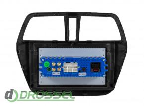 Штатная магнитола Sound Box SBM-8176 DSP-3