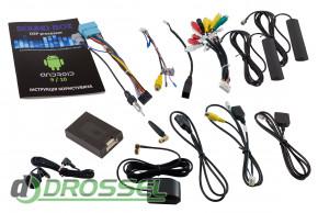 Штатная магнитола Sound Box SBM-8176 DSP-6