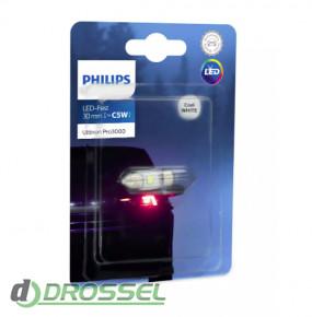Philips Ultinon Pro3000 SI LED-Fest (C5W / SV8.5) 11860U30CWB1